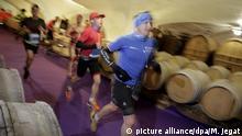 Frankreich Beaujolais Marathon