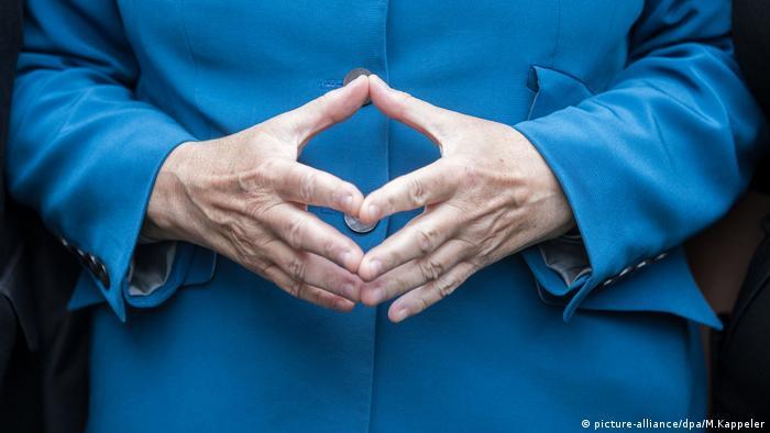 Merkel announces fourth term candidacy