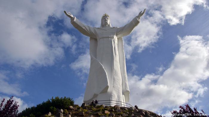 Christus Statue Polen