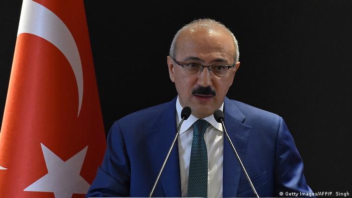 Maliye ve Hazine Bakanı Lütfi Elvan