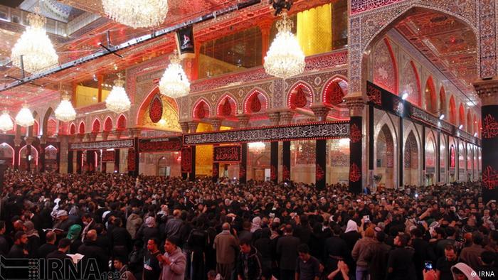 Karbala Imam Hossein Iran Schia Schiiten