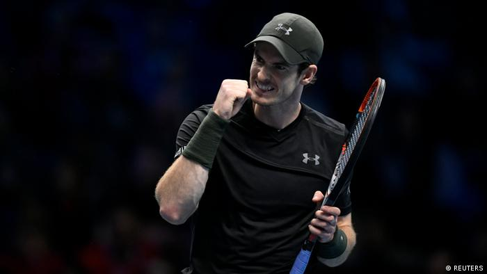 Tennis ATP World Tour Finals Finale in London Andy Murray trifft auf Novak Djokovic (REUTERS)