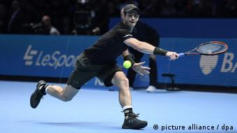 Tennis ATP World Tour Finals Finale in London Andy Murray trifft auf Novak Djokovic (picture alliance / dpa)