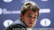 Magnus Carlsen Schachweltmeister