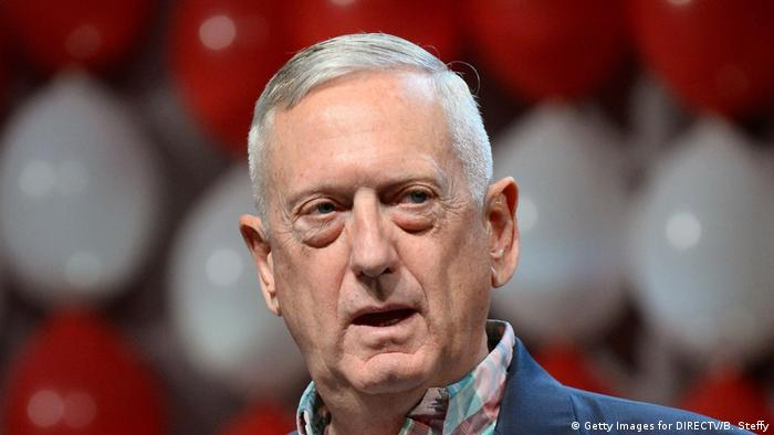 General James Mattis (Getty Images for DIRECTV/B. Steffy)