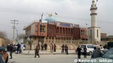 Afghanistan Anschlag auf Moschee in Kabul