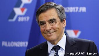 Frankreich François Fillon (Getty Images/AFP/T. Samson)
