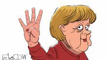 Karikaturisten Sergey Elkin