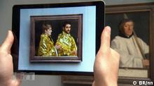 DW Sendung Shift - Augmented-Reality-App Refrakt 2
