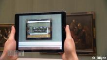 App im Einsatz DW Shift Augmented-Reality-App Refrakt 1