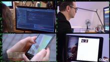 Bildcollage Smartphone / Computer DW Apps, die keine Daten sammeln 2