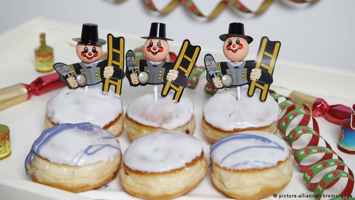 Берлинские пончики (продолжение)