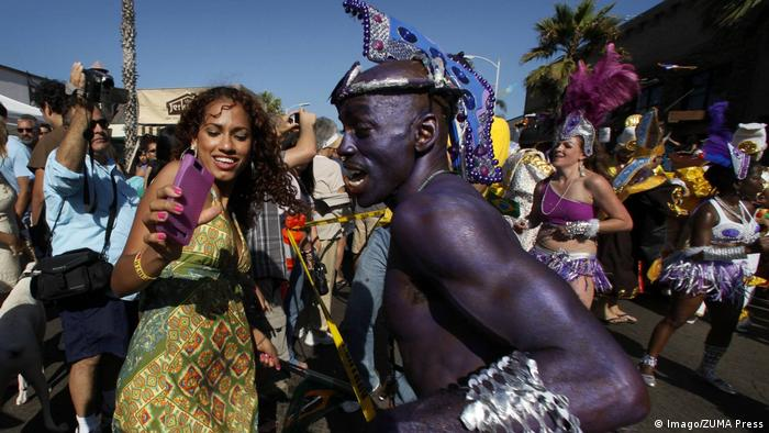 USA Parade zum Brasilien Tag in San Diego (Imago/ZUMA Press)