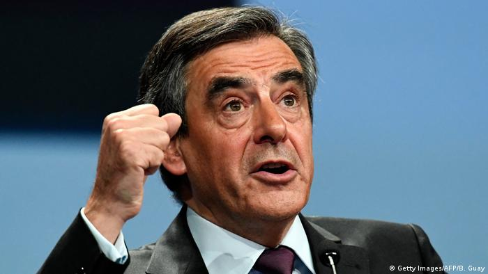 Francois Fillon Ex Premier Frankreich (Getty Images/AFP/B. Guay)