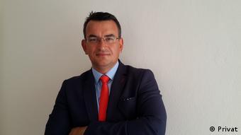 Sicherheits Analyst Metin Gürcan (Privat)