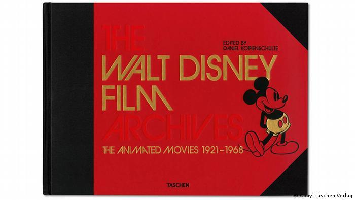The Walt Disney Film Archives (Taschen)
