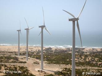 Agência da ONU prestará assessoria sobre energia renovável