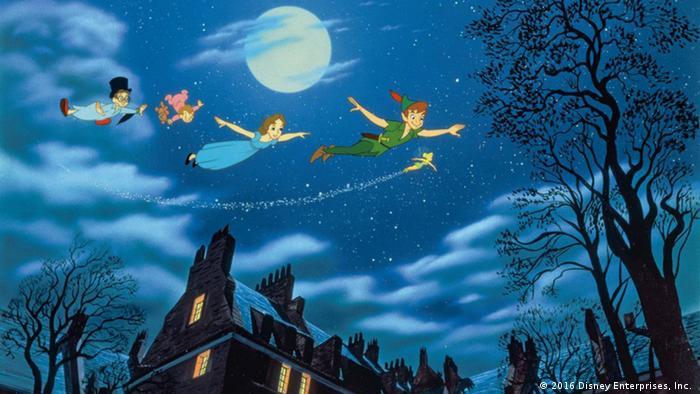 Peter Pan, de Walt Disney