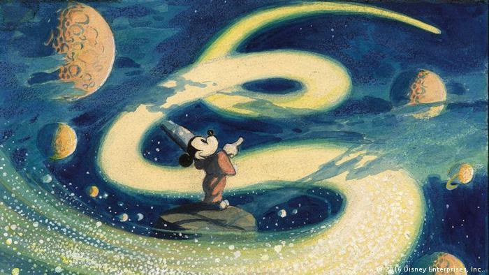 Fantasia, de Walt Disney