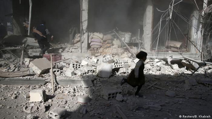 مسؤول أممي: قرابة مليون شخص يعيشون تحت الحصار في سوريا
