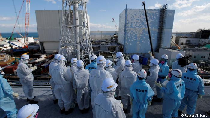 Japan Fukushima (Reuters/T. Hanai)