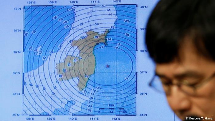 Japan Erdbeben (Reuters/T. Hanai)
