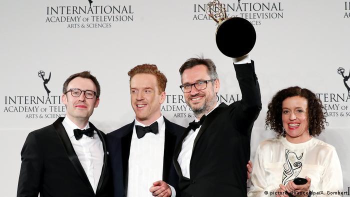 USA Emmy Awards in New York - Deutschland 83 (picture-alliance/dpa/A. Gombert)