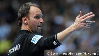 Deutschland Handball Bundestrainer Dagur Sigurdsson
