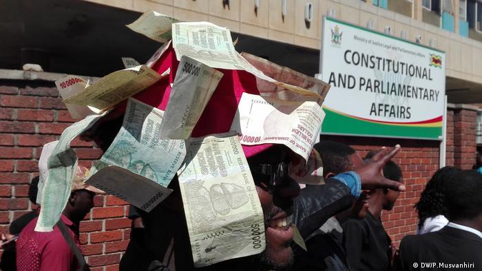 Zimbabwe Introduces Bond Notes