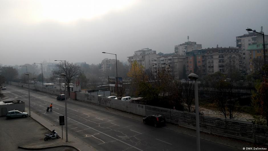 Скопје се гуши  загадувањето алармантно