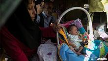 Iran Kinderhandeln Symbolbild