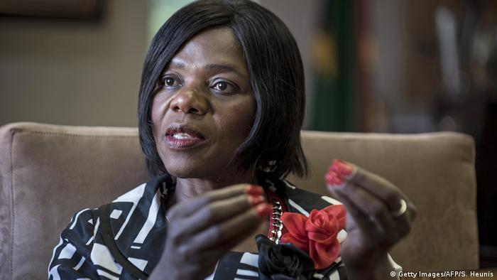 Südafrika Thuli Madonsela (Getty Images/AFP/S. Heunis)
