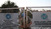 Zypern Konflikt symbol