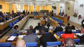 Kap Verde Parlament