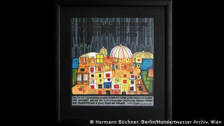 Η τέχνη δεν γίνεται πάντα για το χρήμα. Το 1996 ένα Γυμνάσιο της Βιτεμβέργης ζήτησε από τον αυστριακό ζωγράφο Φριντενσράιχ Χουντερτβάσερ να συμβάλει αφιλοκερδώς στην ανακαίνιση του σχολικού κτιρίου. Ο ίδιος το ανέλαβε με προθυμία κι έτσι άφησε παρακαταθήκη στο σχολείο σπουδαία έργα. Η αμοιβή του ήταν απλώς συμβολική.