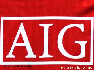 American International Group (AIG)نښان