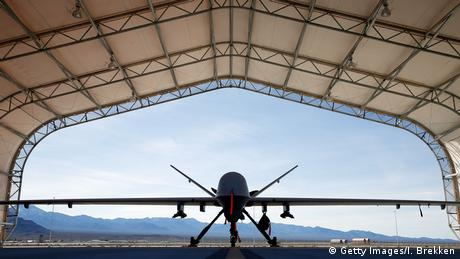 US Reaper drone (Getty Images/I. Brekken)