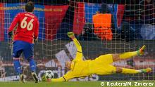 Championsleague Moskau gegen Leverkusen