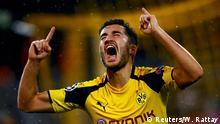 Deutschland Championsleague Borussia Dortmund - Legia Warschau