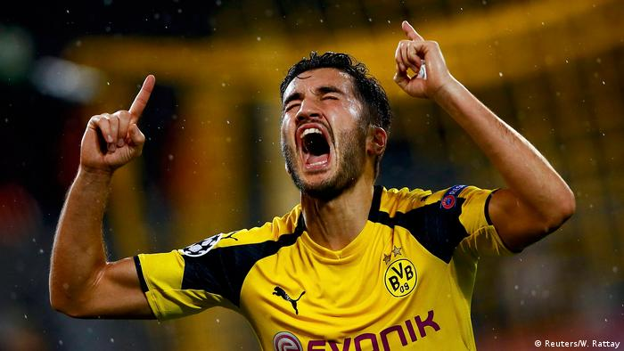 Deutschland Championsleague Borussia Dortmund - Legia Warschau (Reuters/W. Rattay)