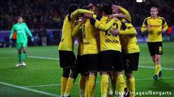 UEFA Champions League - Borussia Dortmund vs. Legia Warschau (Getty Images/Bongarts)