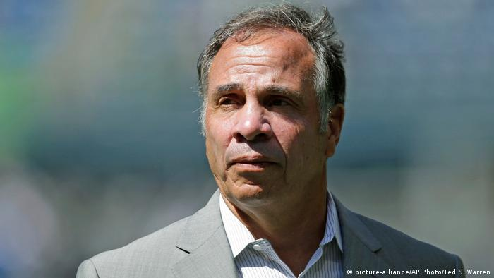 USA Fußballtrainer Bruce Arena in Seattle (picture-alliance/AP Photo/Ted S. Warren)