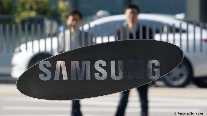 Südkorea Samsung Firmenzentrale (Reuters/Kim Hong-Ji)