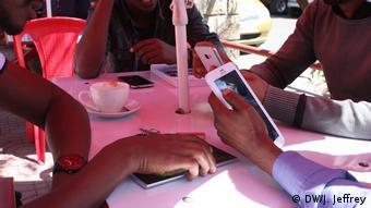 Äthiopien Addis Abeba Universität Kommunikation Internetsperre