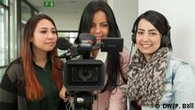 DW Akademie Studiengang International Media Studies Studenten