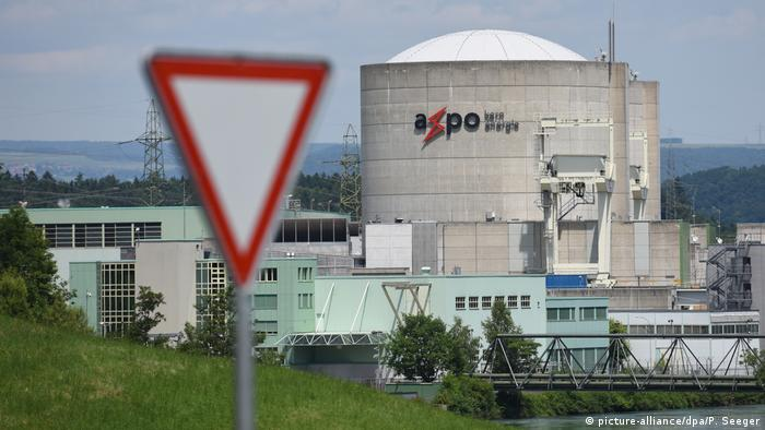 Beznau nuclear plant (picture-alliance/dpa/P. Seeger)