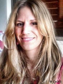 Η Άννα Μαρία Δρουμπούκη, διδάκτορας νεότερης ιστορίας του πανεπιστημίου Αθηνών και υπεύθυνη του προγράμματος