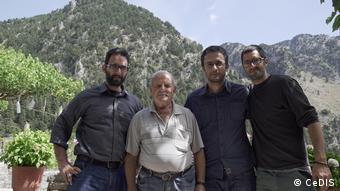 Μια ομάδα ελλήνων και γερμανών ερευνητών έχει αναλάβει το δύσκολο έργο της συλλογής προφορικών αφηγήσεων για την περίοδο της Κατοχής
