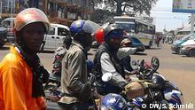 Sierra Leone - Motorräder und Verkehr