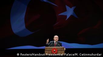 Türkei Tayyip Erdogan